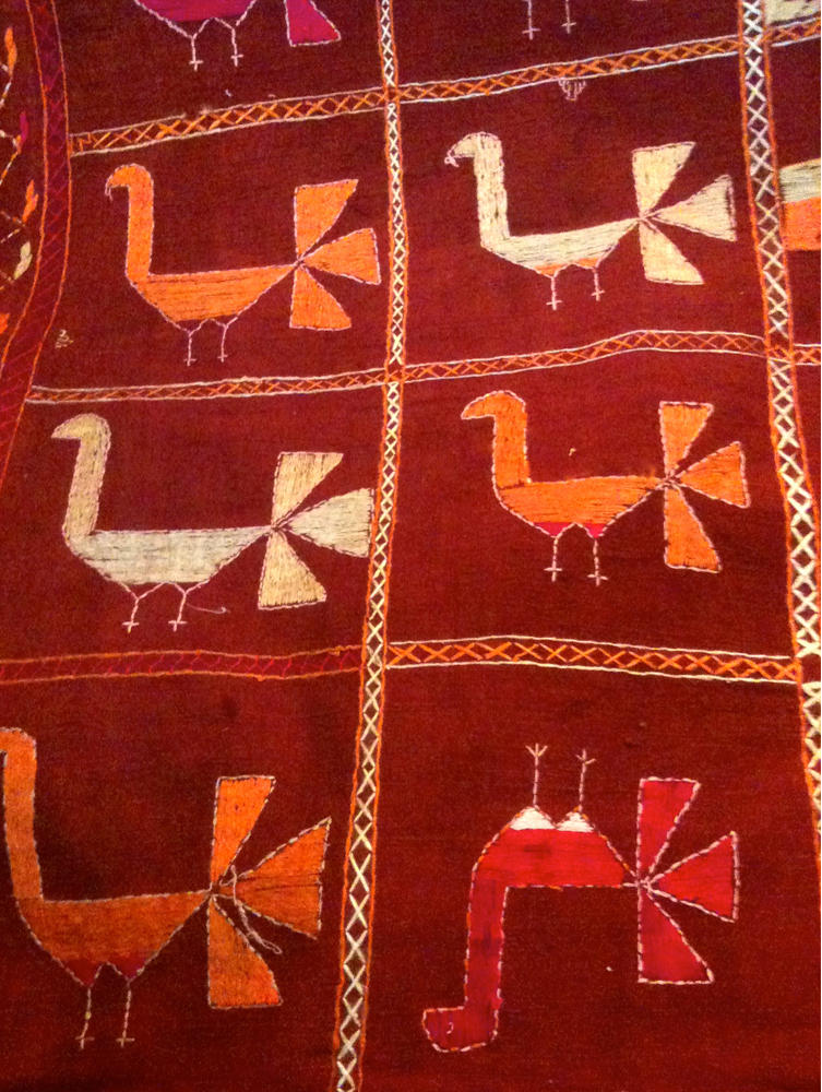 Phulkari Embroidery  Maud Interiors